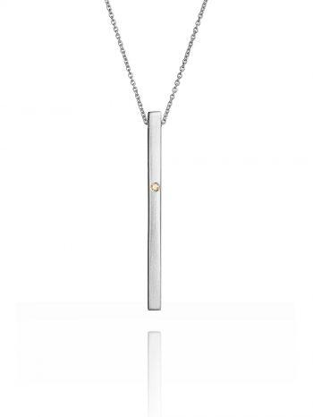 Brandy-necklace-goldplated-for-webskabsølv