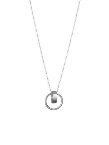 SphereNecklaceSmallShort_Silver-for web
